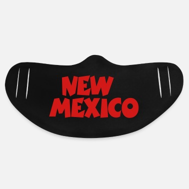 Spring New Mexico - Basic Lightweight Face Mask