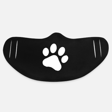 Paw Bear Paw - Basic Lightweight Face Mask
