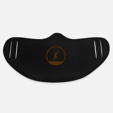 Emblem Jogger emblem - Basic Lightweight Face Mask