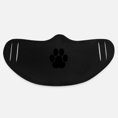 Paw Paw Print - Basic Lightweight Face Mask