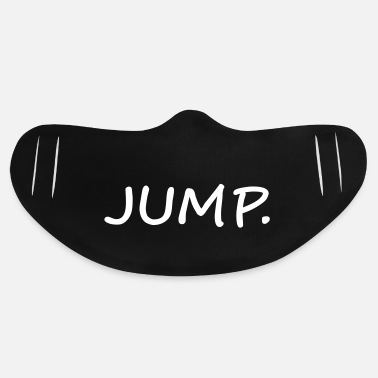 House Jump - Basic Lightweight Face Mask