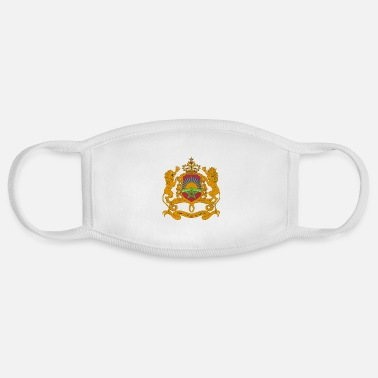 Coat Morocco coat of arms - Face Mask