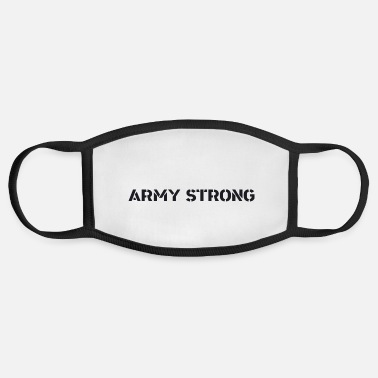 Army Reserve US Army - Army Strong - Face Mask