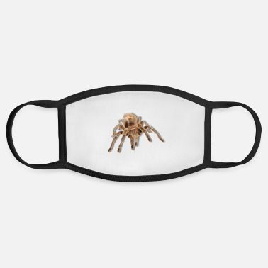 Large large tarantula - Face Mask