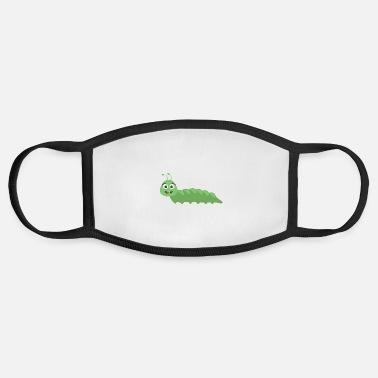 Shop Caterpillar Face Masks Online Spreadshirt