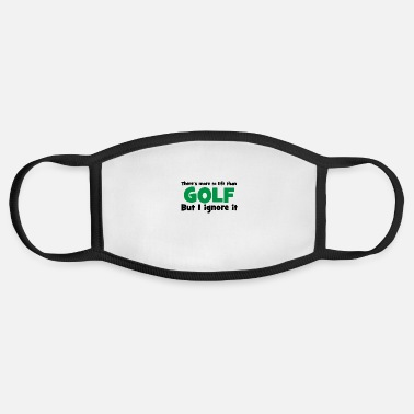 Golf Golf - Face Mask