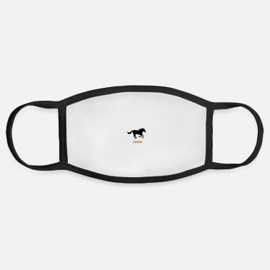 Equitation Horse - Face Mask