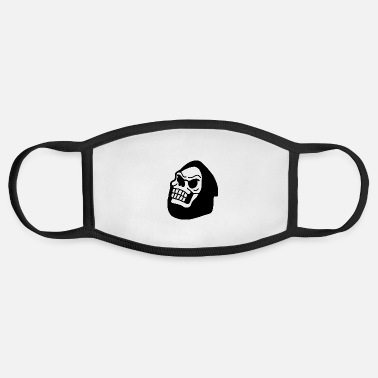 Deadman Skull Halloween - Face Mask