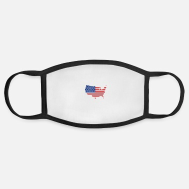Usa USA - Face Mask