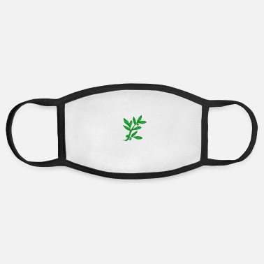 Branch Green Branch - Face Mask