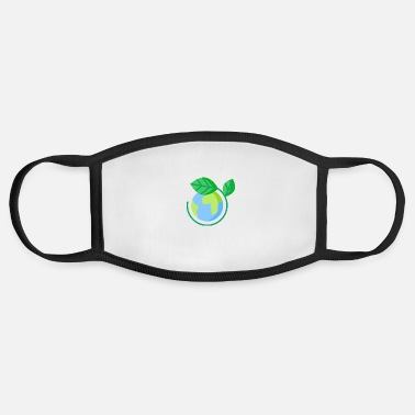 Ecology planet earth ecology - Face Mask