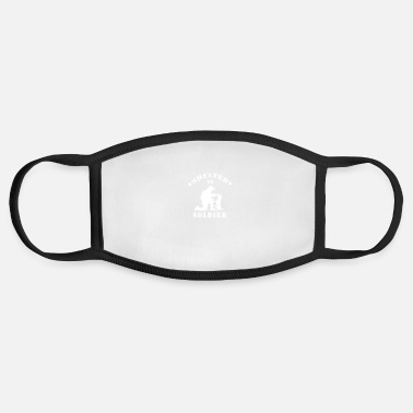 Navy Shelter to soldier - Face Mask