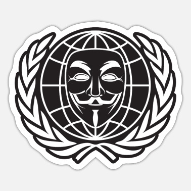 Anonymous Anonymous - Sticker