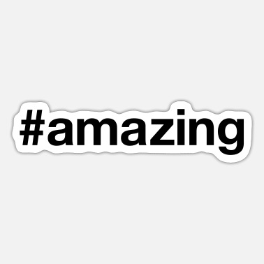 Amazing AMAZING - Sticker