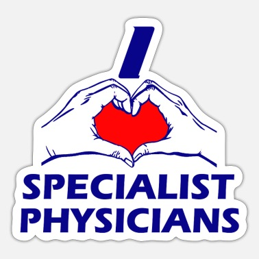 Physician PHYSICIANS DESIGN - Sticker