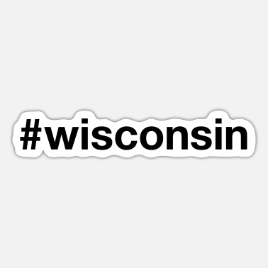 Wisconsin WISCONSIN - Sticker