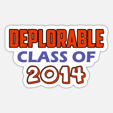 2014 class of 2014 - Sticker