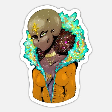 Alien Alien Queen - Sticker