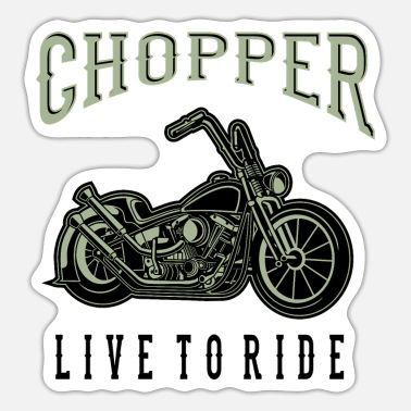Chopper chopper - Sticker