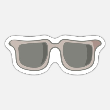 Sunglasses sunglasses - Sticker