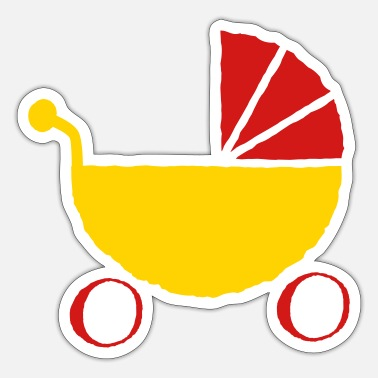 Baby Bump baby bump - Sticker