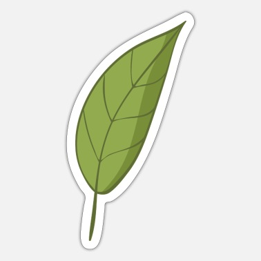 Leaf leaf - Sticker