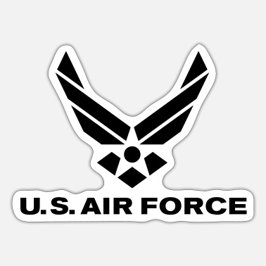 Us Air Force US Air Force - Sticker