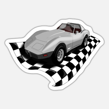 Corvette corvette 152102 1280 - Sticker