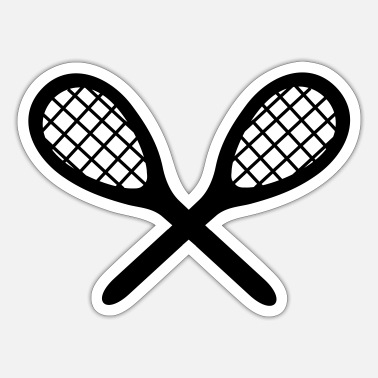 Tennis Is Life tennis - Sticker