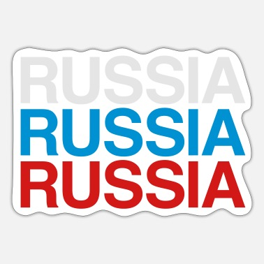 Kremlin RUSSIA - Sticker