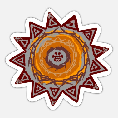 Ornament Ornament - Sticker