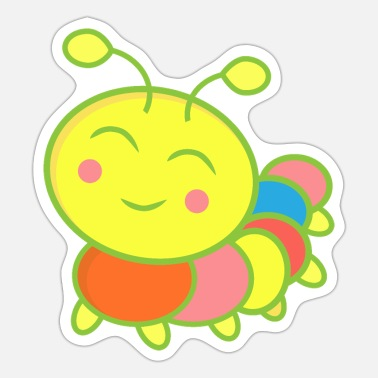 Caterpillar Caterpillar - Sticker
