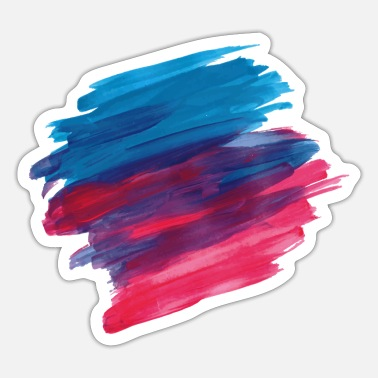 Paint Brush paint brush - Sticker