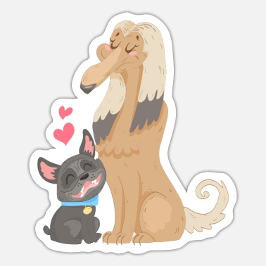 Relationship Pet relationship - Sticker