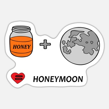 Honeymoon honeymoon - Sticker