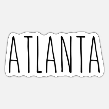 Rae Dunn ATL - Sticker