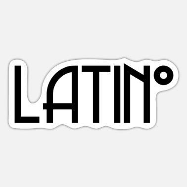 Latino Latino - Sticker