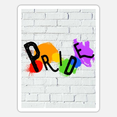 Poster Pride Poster - Sticker