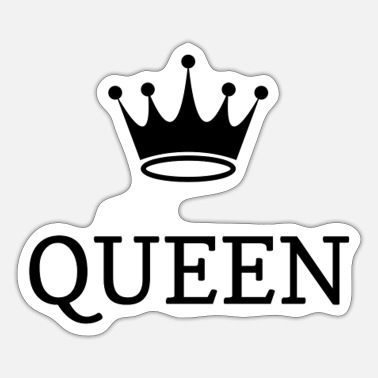 Queen Queen - Sticker
