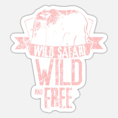 Safari Safari - Sticker