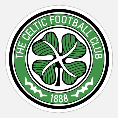 Club celtic FC - Sticker