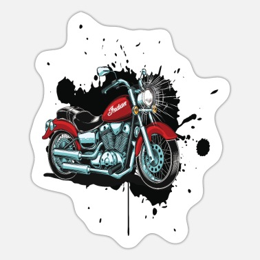 Chopper chopper biker - Sticker