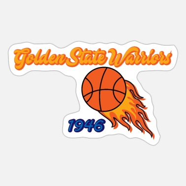 Golden State Warriors Golden State Warriors 1946 - Sticker