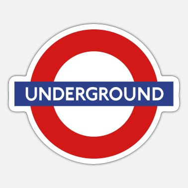 London Underground London Underground - Sticker