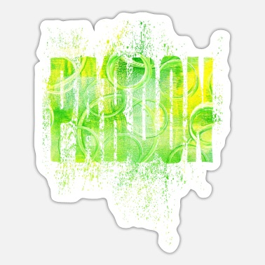 Pardon Pardon - Sticker