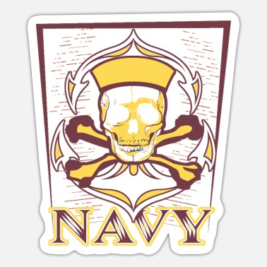 Navy Navy - Sticker