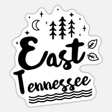 East East Tennessee - Sticker
