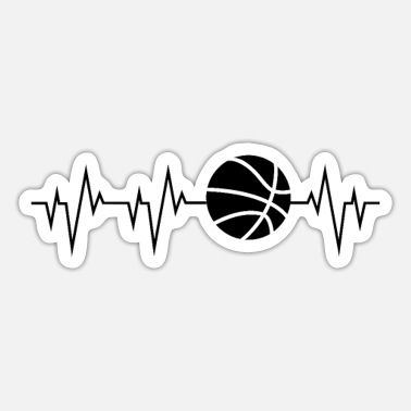 Basketball Basketball - Sticker