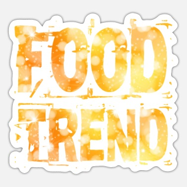Trending Food Trend - Sticker