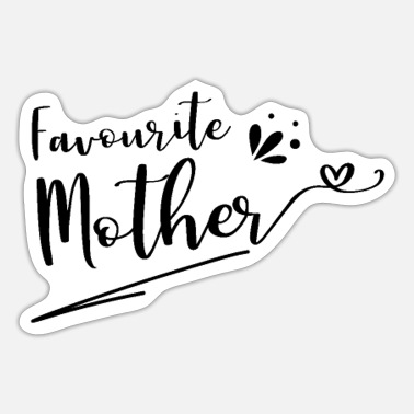 Mother's Day Mother's Day Mother's Day Mother's Day - Sticker
